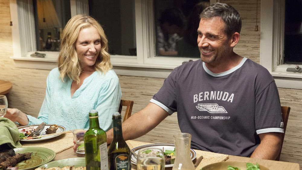 """Toni Collette & Steve Carell in """"The Way, Way Back"""" (credit: Fox Searchlight Pictures)"""