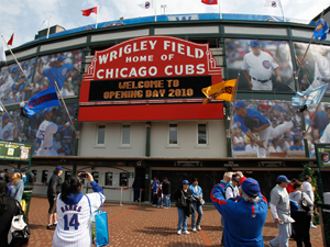 Home of the Cubs.