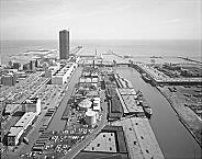 A view of Streeterville in 1968. (Credit: chicagohistory.org)