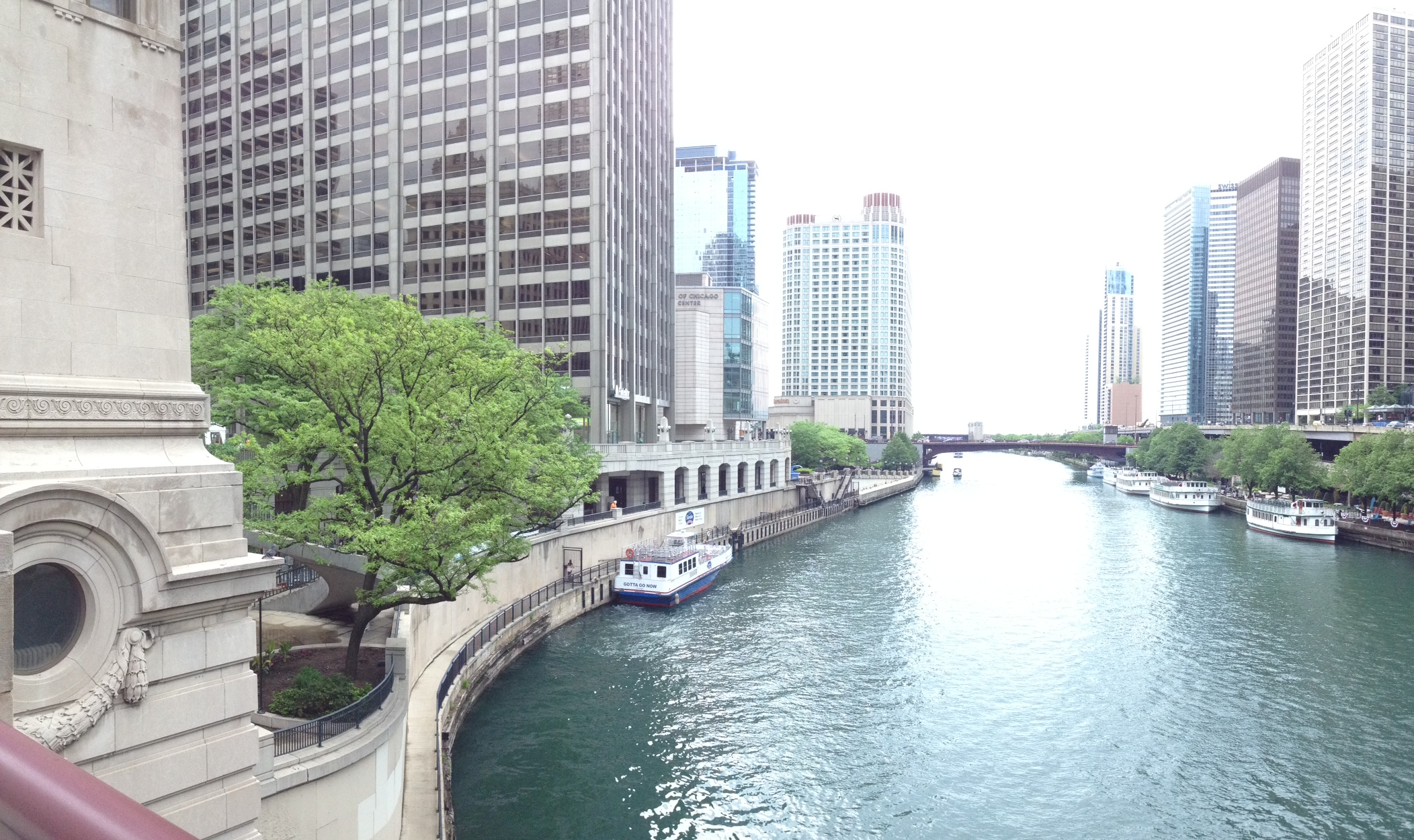 A view of the southern edge of Streeterville today. (Credit: Heather Sadusky)