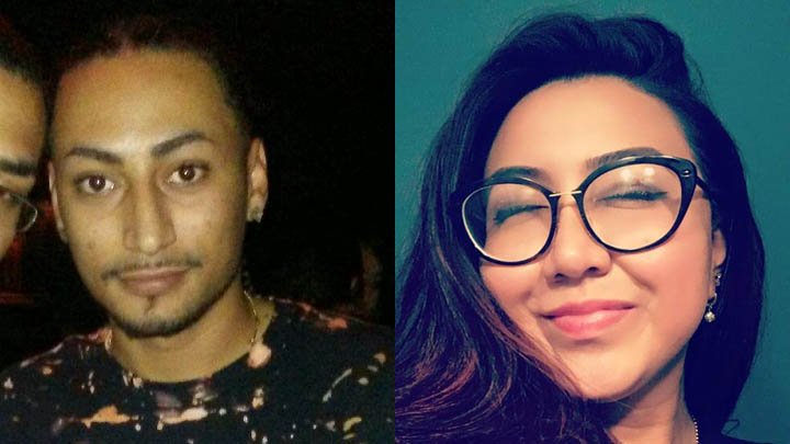 Johnathon Ortiz (left) and Alexis Garcia (right) were shot on the Eisenhower Expressway on Sept. 29, 2016. Ortiz was killed and Garcia was critically wounded. (Family photo/Facebook)