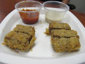 Southern Style Chicken-Fried Meatloaf (Credit: State Fair of Texas)