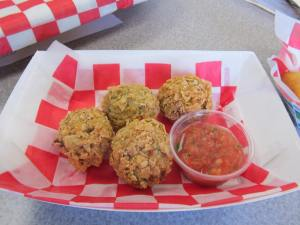 Spinach Dip Bites (Credit: State Fair of Texas)