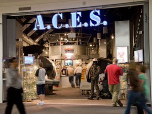 A.C.E.S. at Mall Of America