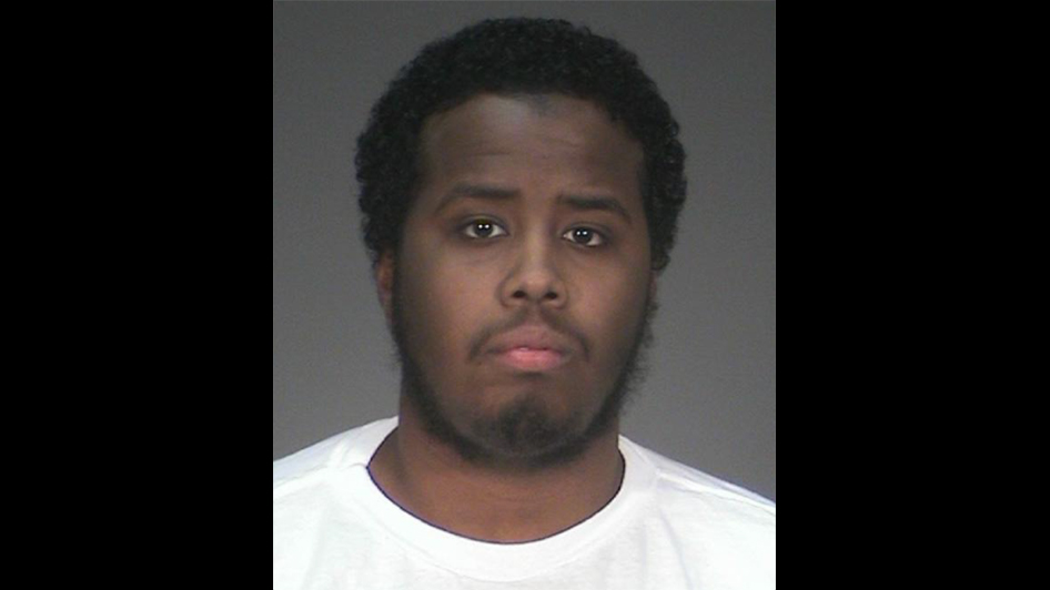 Mohamed Abdi Farah (credit: Washington Co. Sheriff's Office)