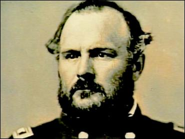 Col. John Chivington led the American forces into the encampment at Sand Creek. (credit: Colorado Historical Society)