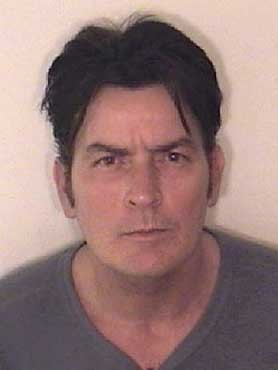 "Charlie Sheen was arrested in Aspen on Christmas Day in 2009 after an alleged domestic violence dispute involving his wife Brooke Mueller Sheen. He was accused of holding a knife to Brooke's throat and threatening to kill her at his Aspen home. Prosecutors in February 2010 charged TV's ""Two and a Half Men"" star with felony menacing and misdemeanor charges of third-degree assault and criminal mischief. (credit: Eagle County Sheriff)"