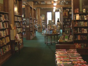 The Tattered Cover (credit: CBS)