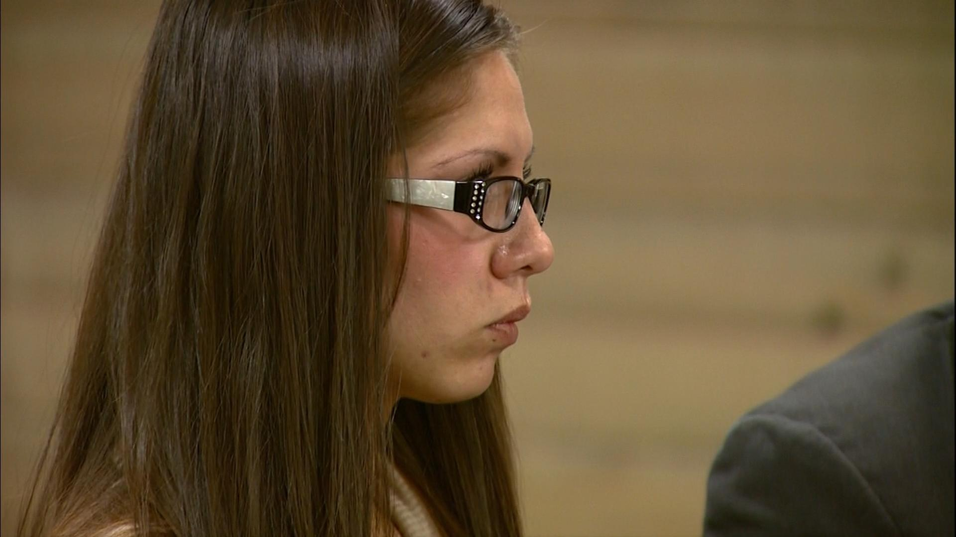 Shelby Figueroa in court in October of 2012 (credit: CBS)