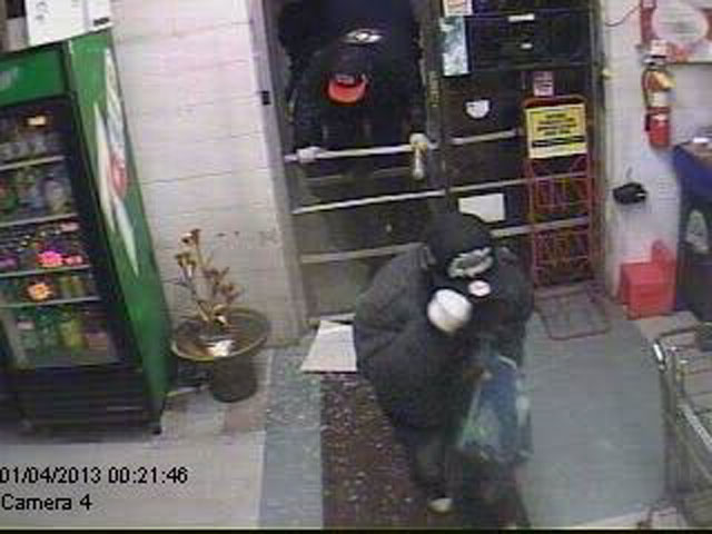 Police in Arvada are searching for smash-and-grab suspects wanted in 15 store burglaries in the past month. (credit: Arvada Police)