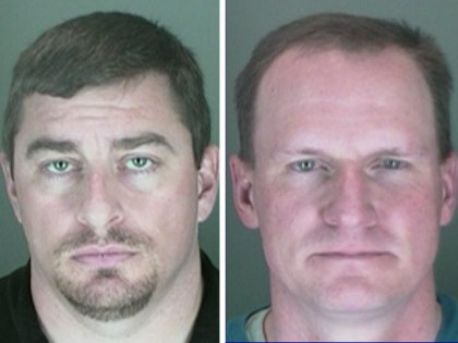 Samuel Carter and Brent Curnow (credit: Boulder Co. Sheriff)