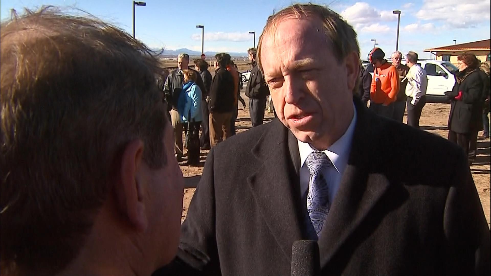 CBS4's Rick Sallinger talks with Colorado Attorney General John Suthers about the offers (credit: CBS)