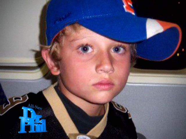 Dylan Redwine (credit: Dr. Phil Show)