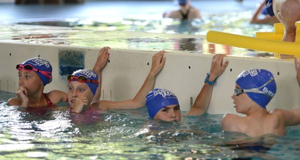 British Swimming Heroes Tour Presented by British Gas