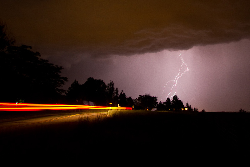 Greg Lems from Boulder sent in this photo on June 28.