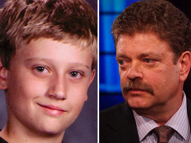 Dylan and Mark Redwine (credit: CBS/The Dr. Phil Show)