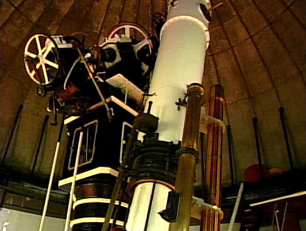 Chamberlin Observatory (credit: CBS)