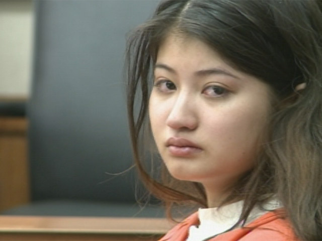 Isabella Guzman appeared in court Sept. 5, 2013 (credit: CBS)