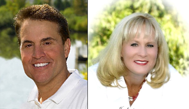 Harold Henthorn and Toni Henthorn (credit: CBS)