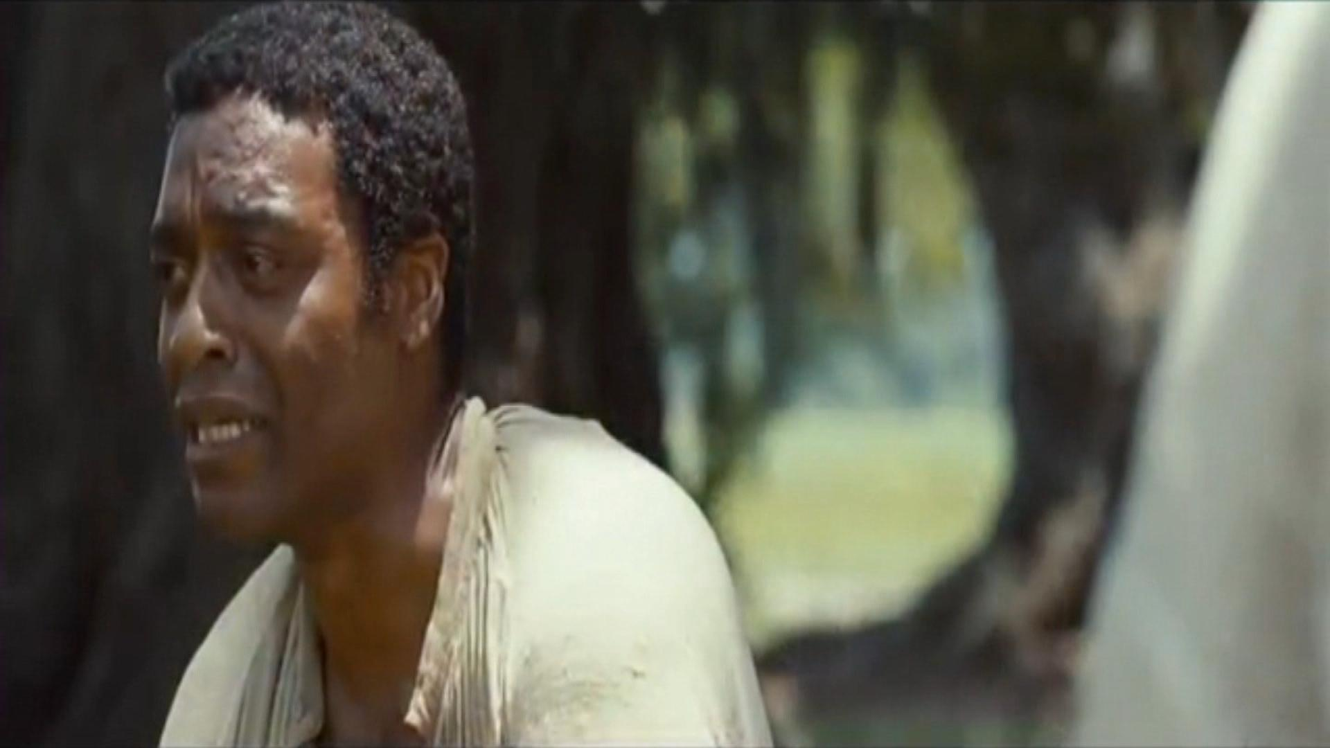 "Chiwetel Ejiofor as Solomon Northrup in ""12 Years a Slave."" (credit: Fox Searchlight Pictures)"