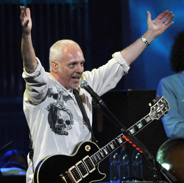 Peter Frampton  (credit: MARTIN BERNETTI/AFP/Getty Images)