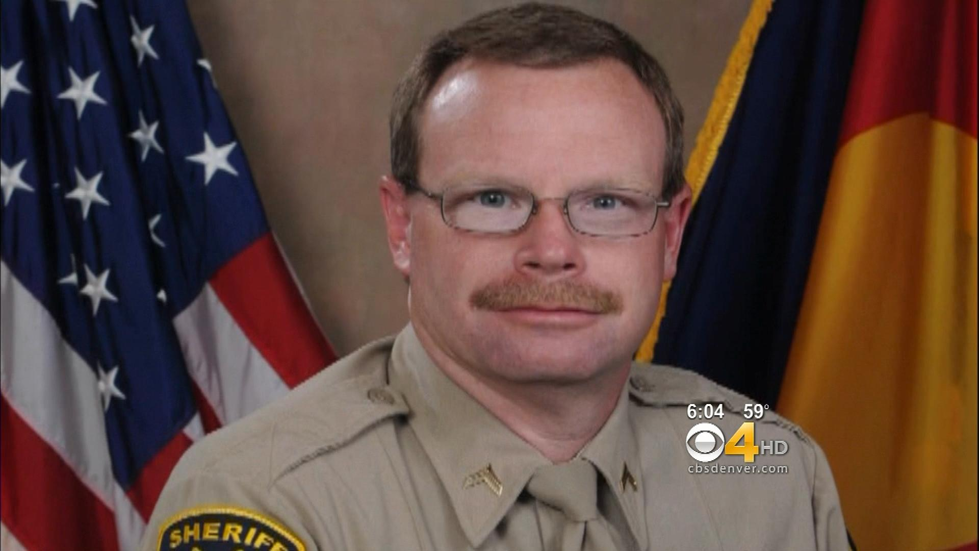 Detective Kyle Hall (credit: Eagle County Sheriff's Office)