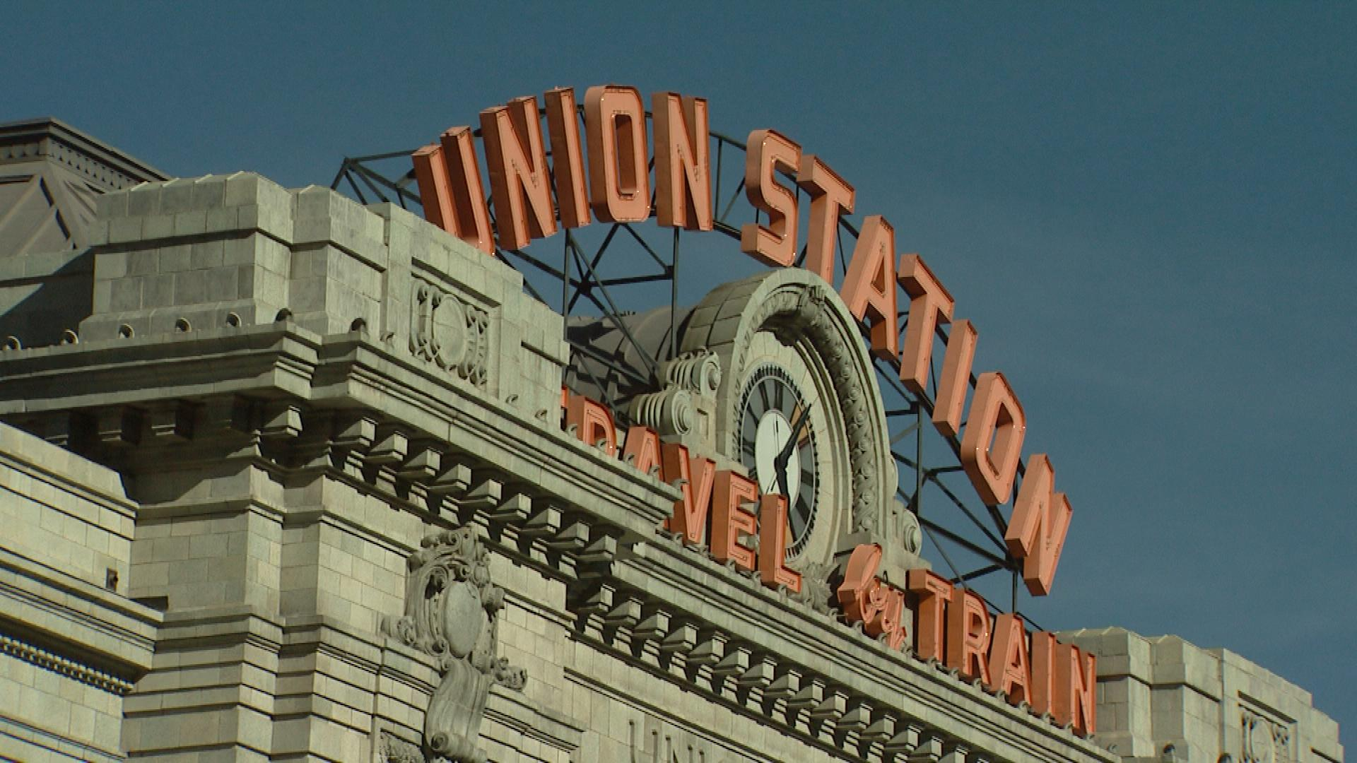 Union Station (credit: CBS)