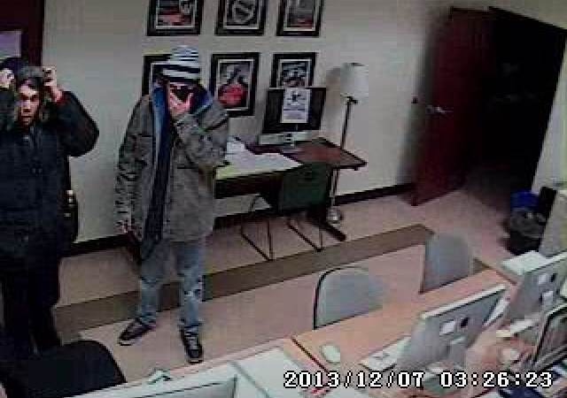 Fort Collins Police Search For Men Who Stole CSU Computers