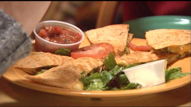 A meal from Restaurant Week (credit: CBS)