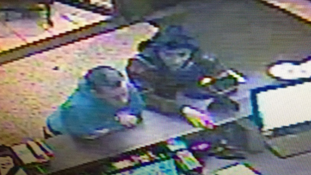 An image of the suspects (credit: Armstrong Hotel)