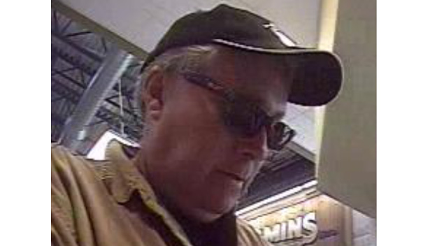 An image of the suspect (credit: Denver Police Department)
