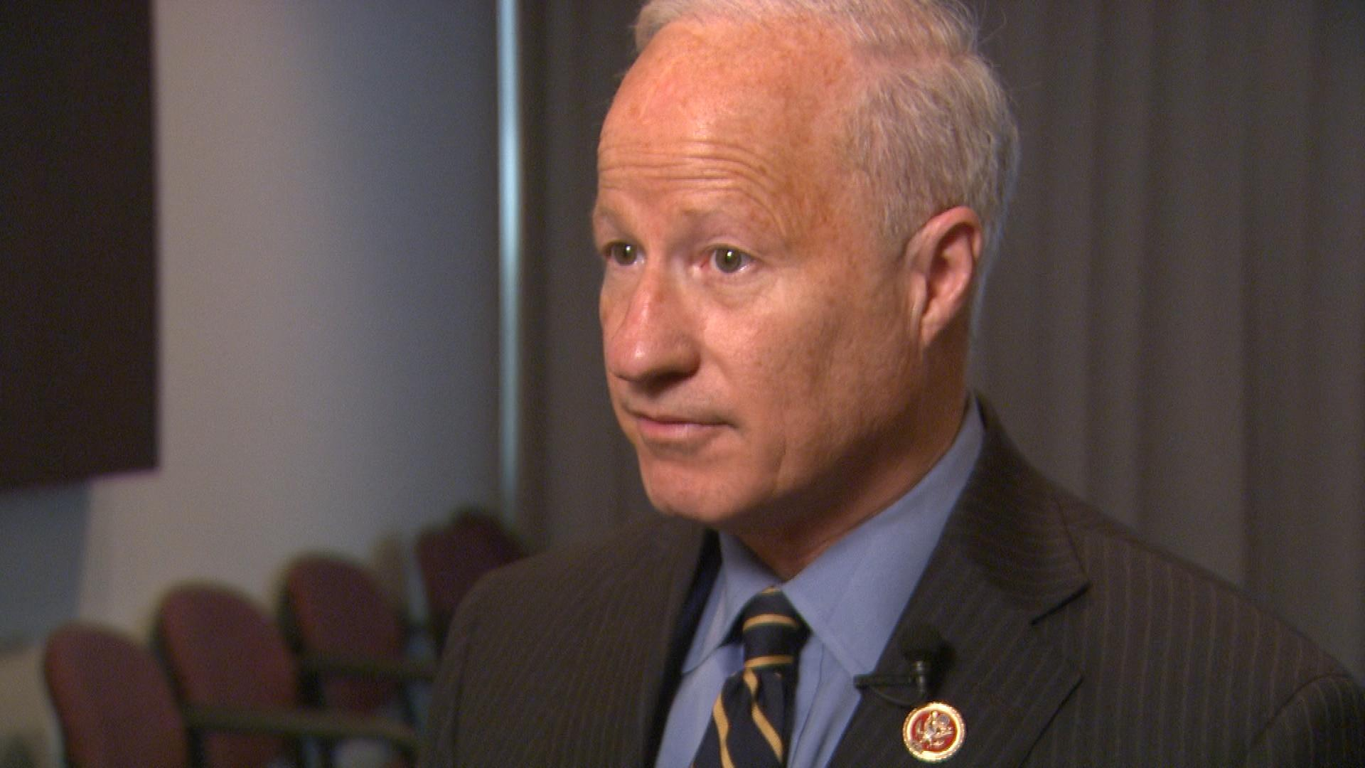 U.S. Rep. Mike Coffman, R-Colorado (credit: CBS)