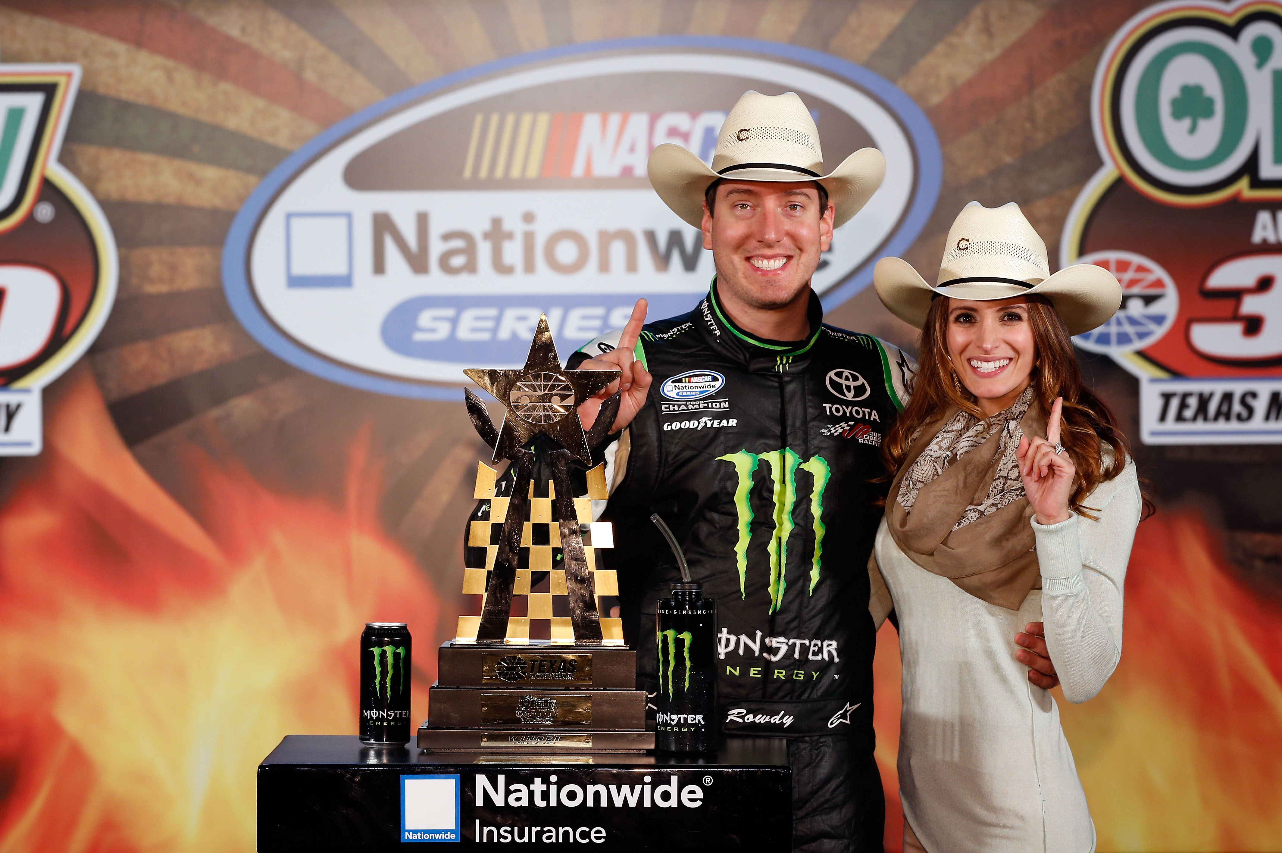 (Photo by Chris Graythen/Getty Images for Texas Motor Speedway)