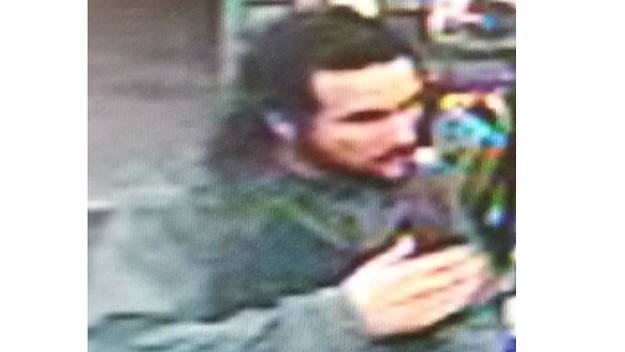 An image of the person of interest (credit: Aurora Police Department
