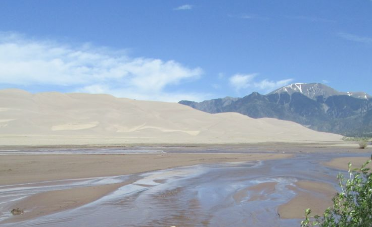 Great Sand Dunes National And Preserve (credit: CBS)