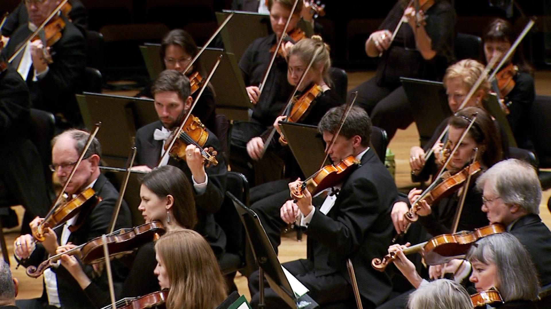 Colorado Symphony Orchestra at Boettcher Concert Hall (credit: CBS)