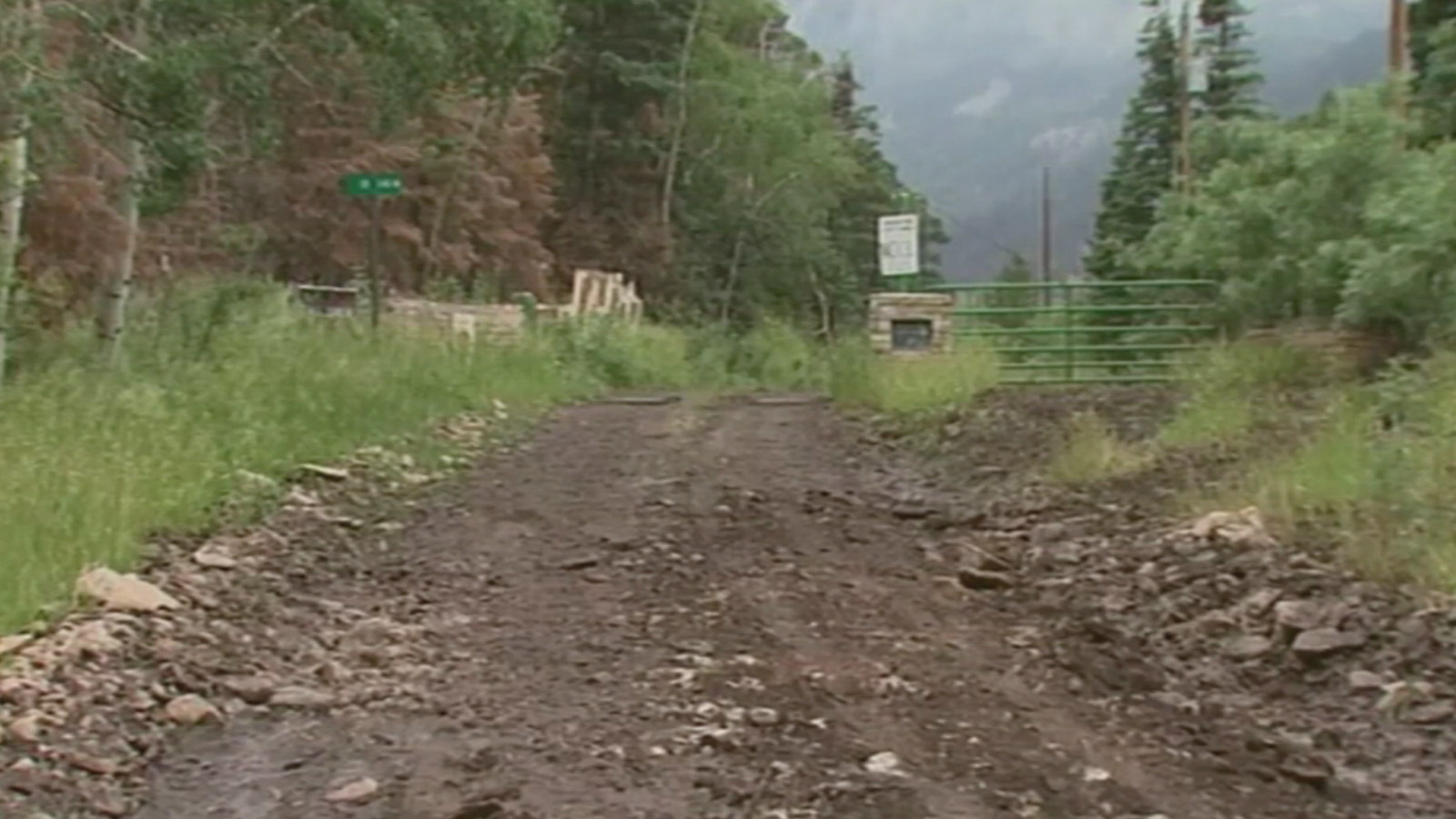 The Spanish Peaks Scout Ranch (credit: CBS)