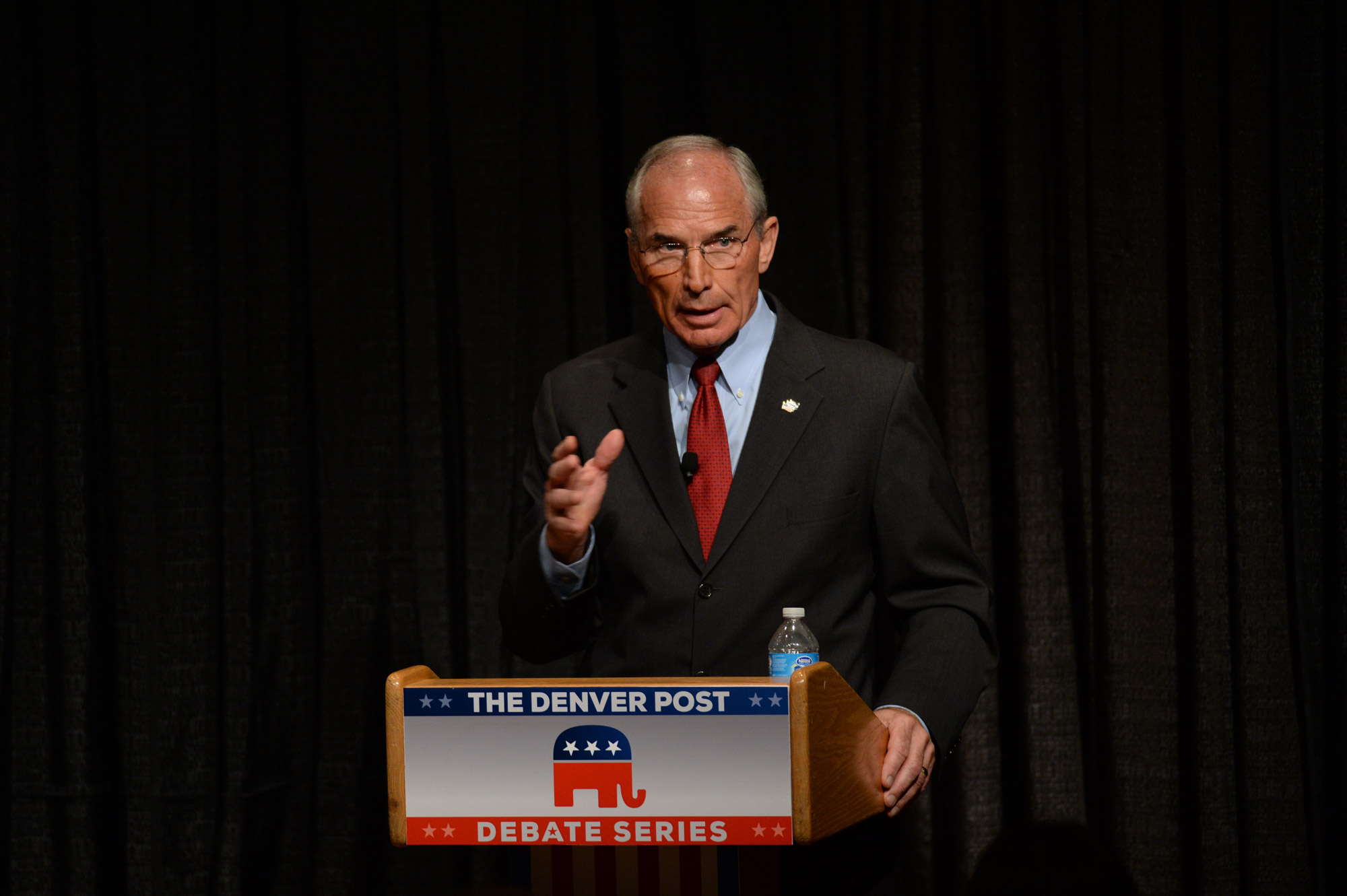 Bob Beauprez (Photo by Hyoung Chang/The Denver Post)