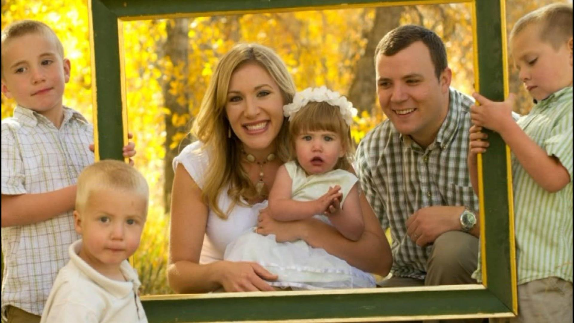 The Choate Family (credit: CBS)
