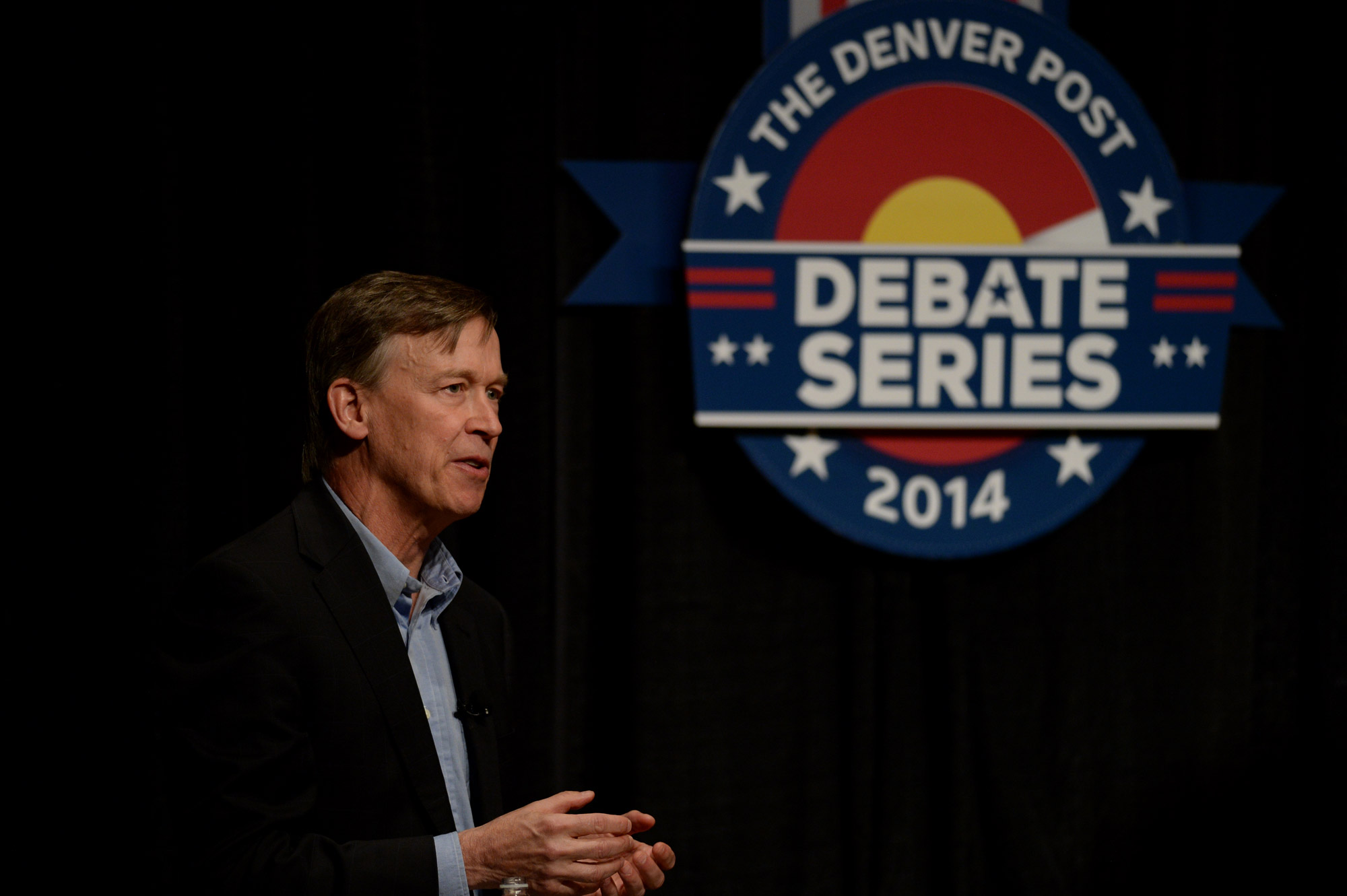 John Hickenlooper (Photo by Hyoung Chang/The Denver Post)