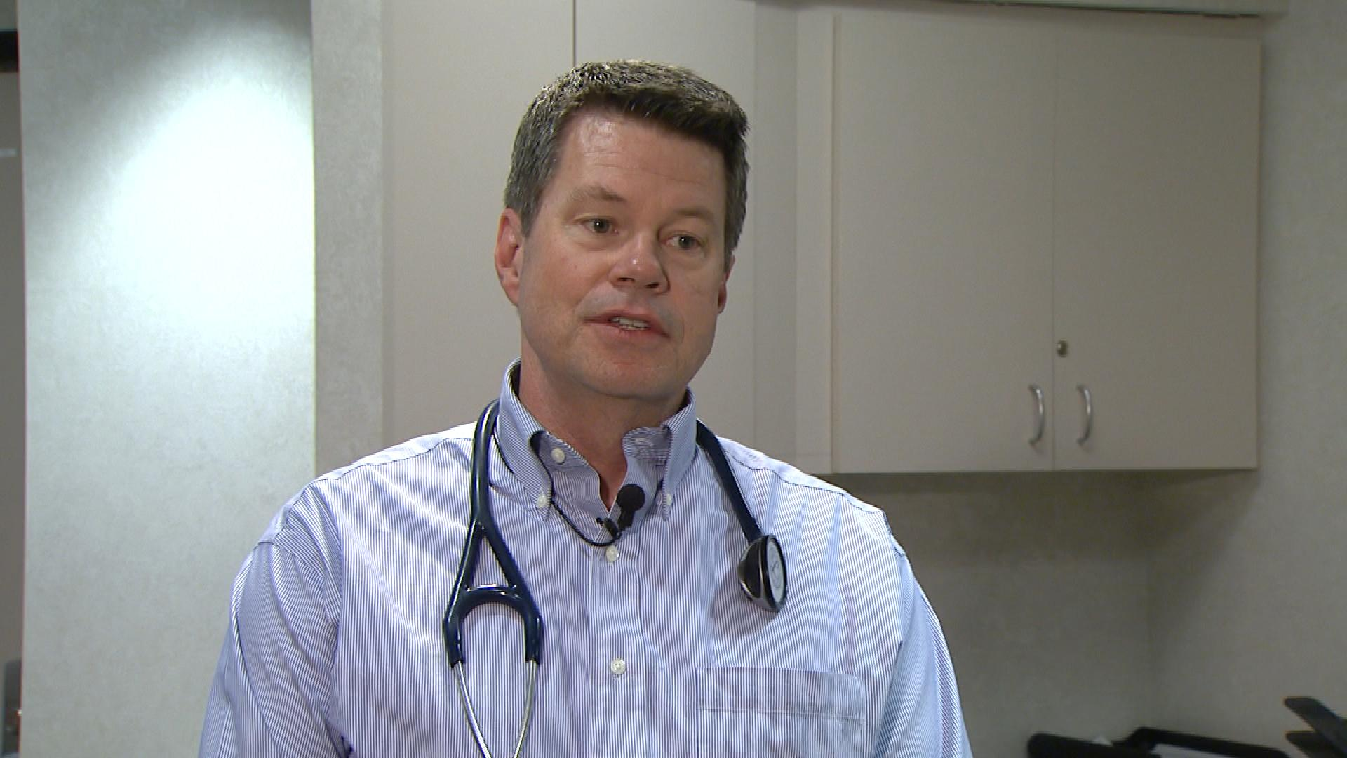 Dr. Phil Emrie (credit: CBS4)