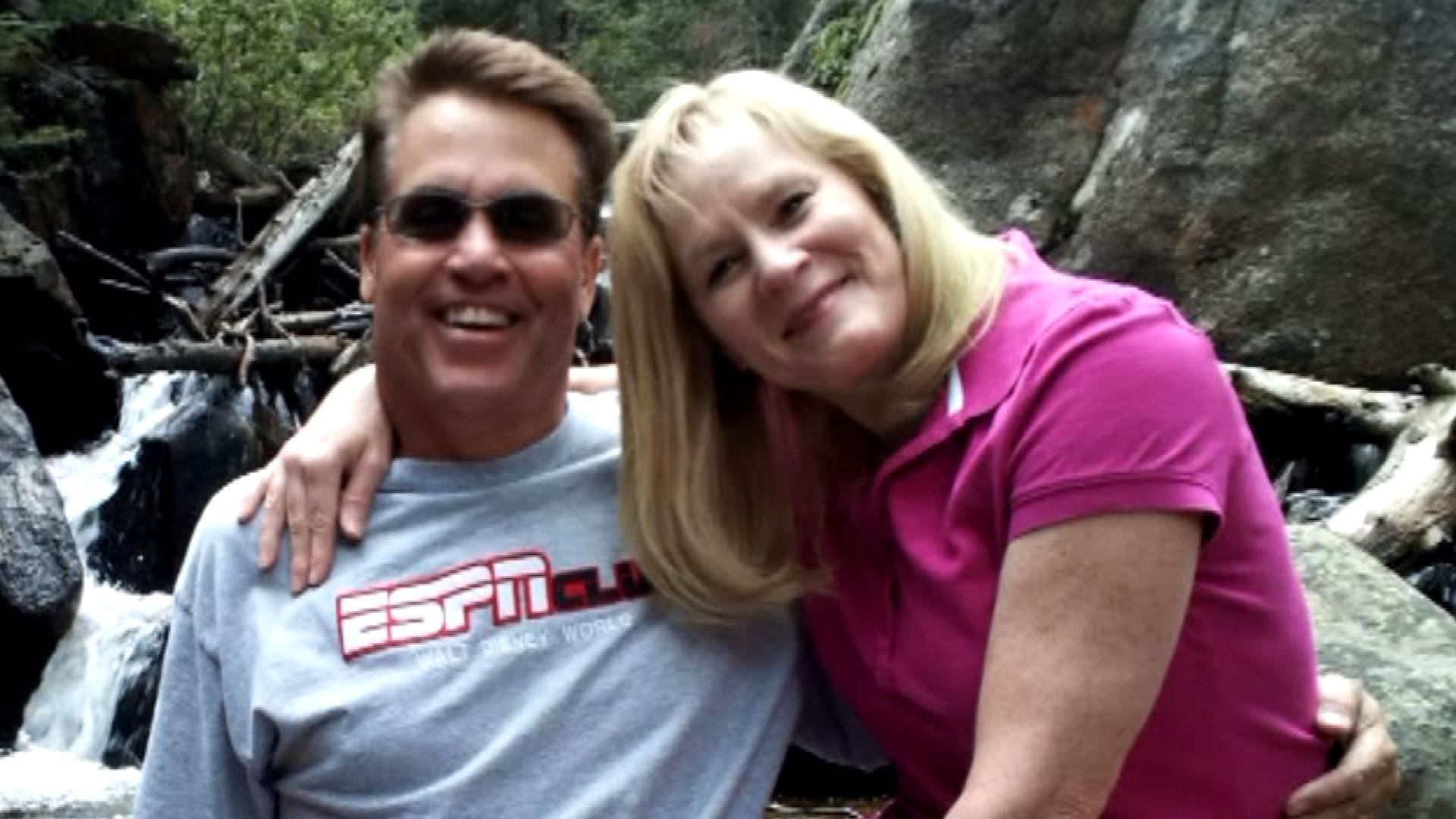 Harold and Toni Henthorn (courtesy to CBS)