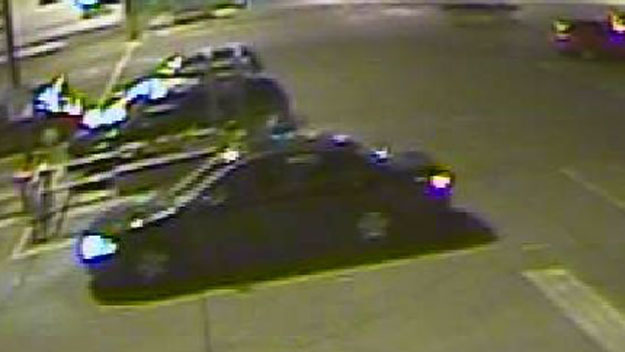 The possible suspect vehicle (credit: Denver Police Department)