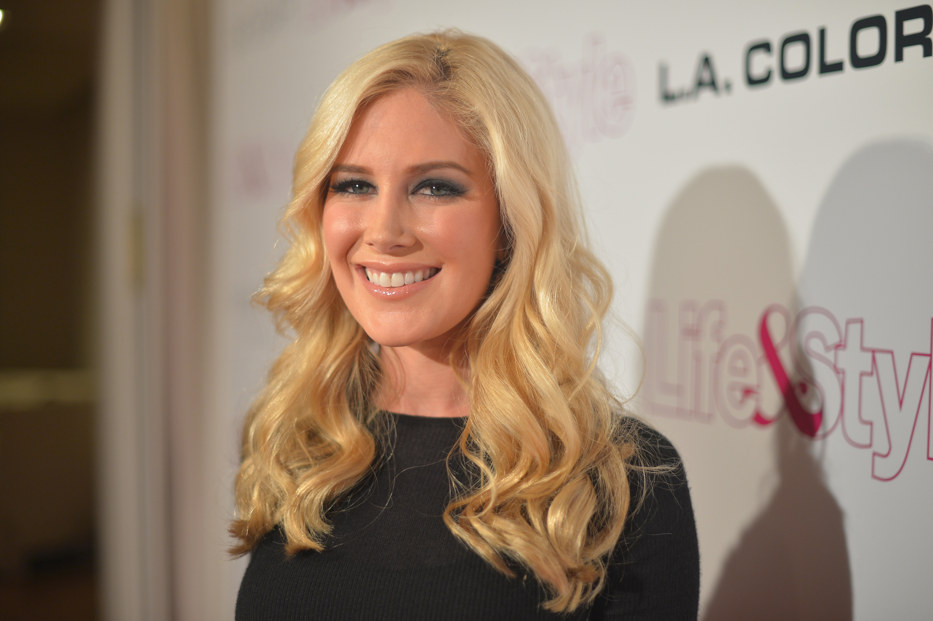 TV Personality Heidi Montag (credit: Charley Gallay/Getty Images for Life & Style Weekly)