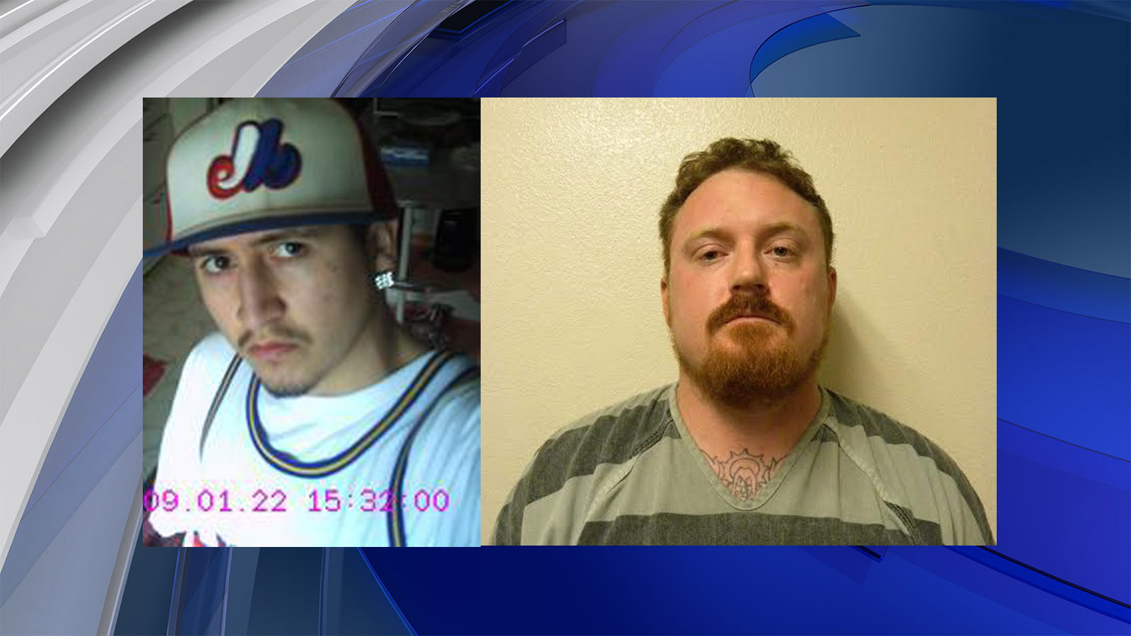 Jack Jacquez, left, and James Ashby, right (credit: CBS)