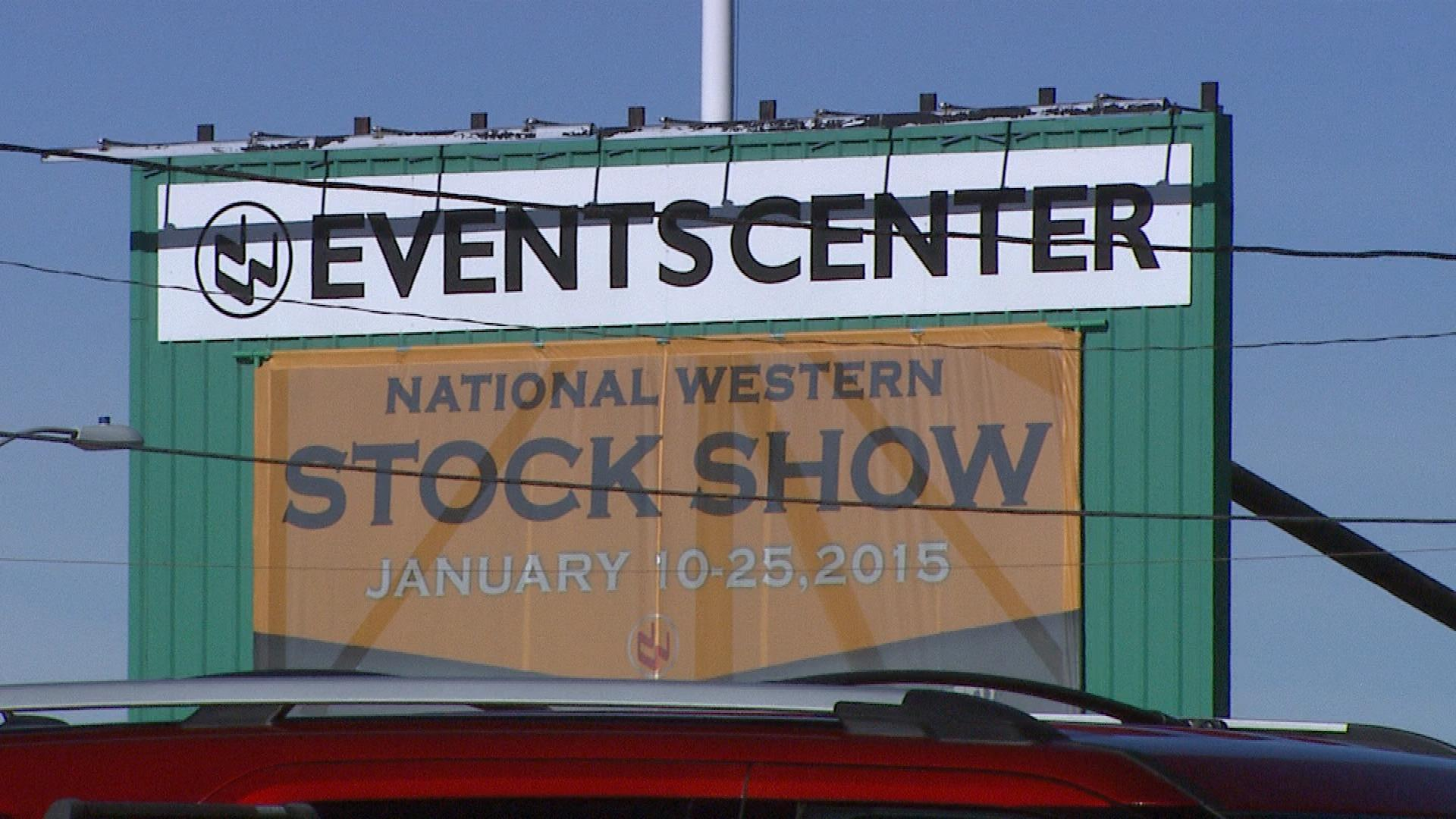 National Western Stock Show (credit: CBS)