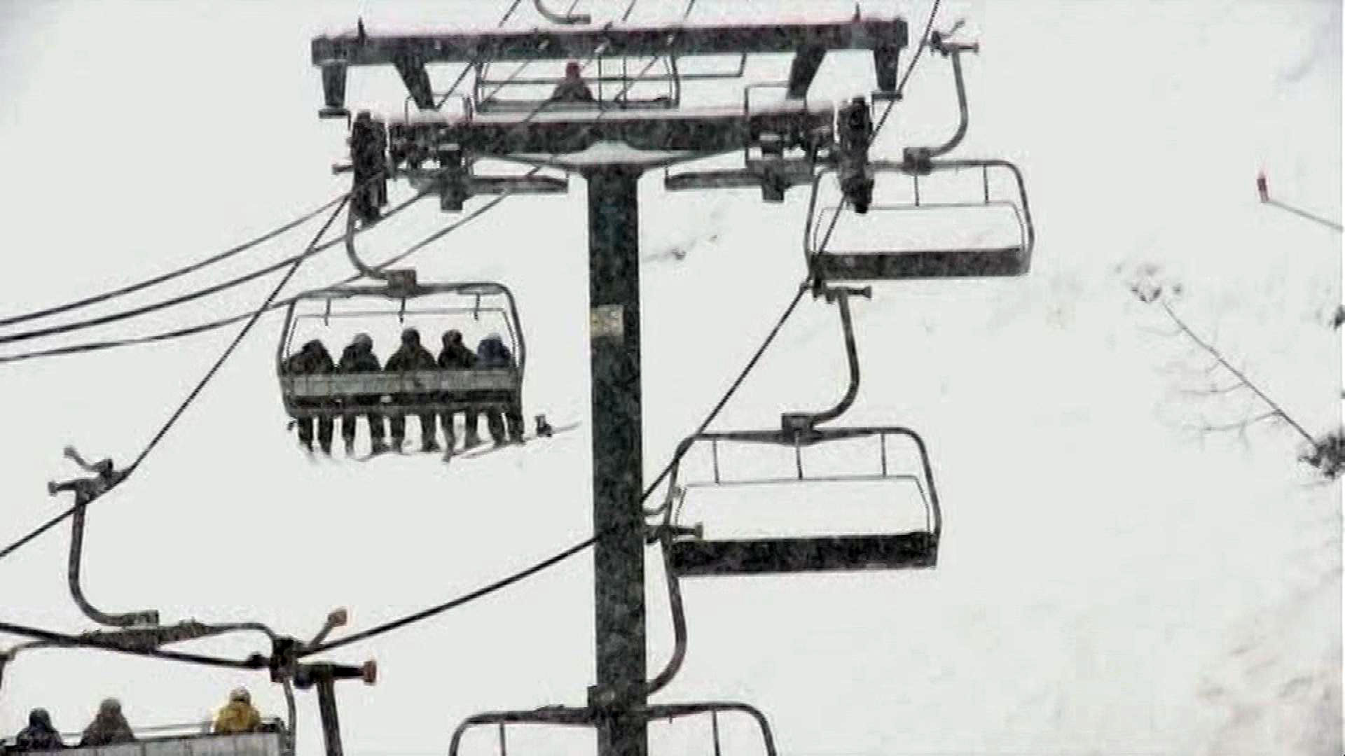 Durango Mountain Resort on Saturday (credit: CBS)