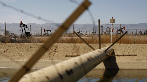 Fracking (Photo by David McNew/Getty Images)