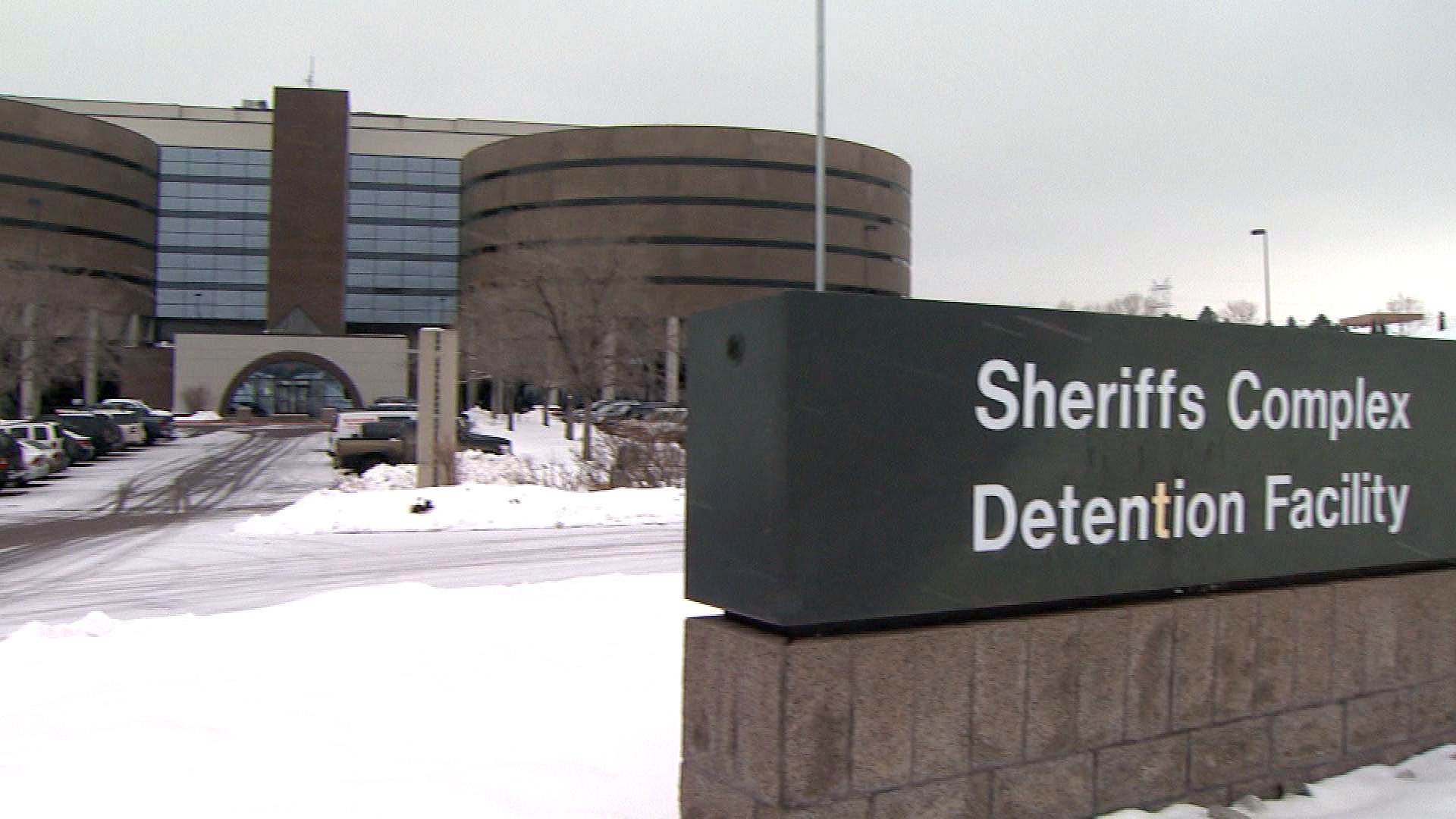 The Jefferson County Detention Facility (credit: CBS)