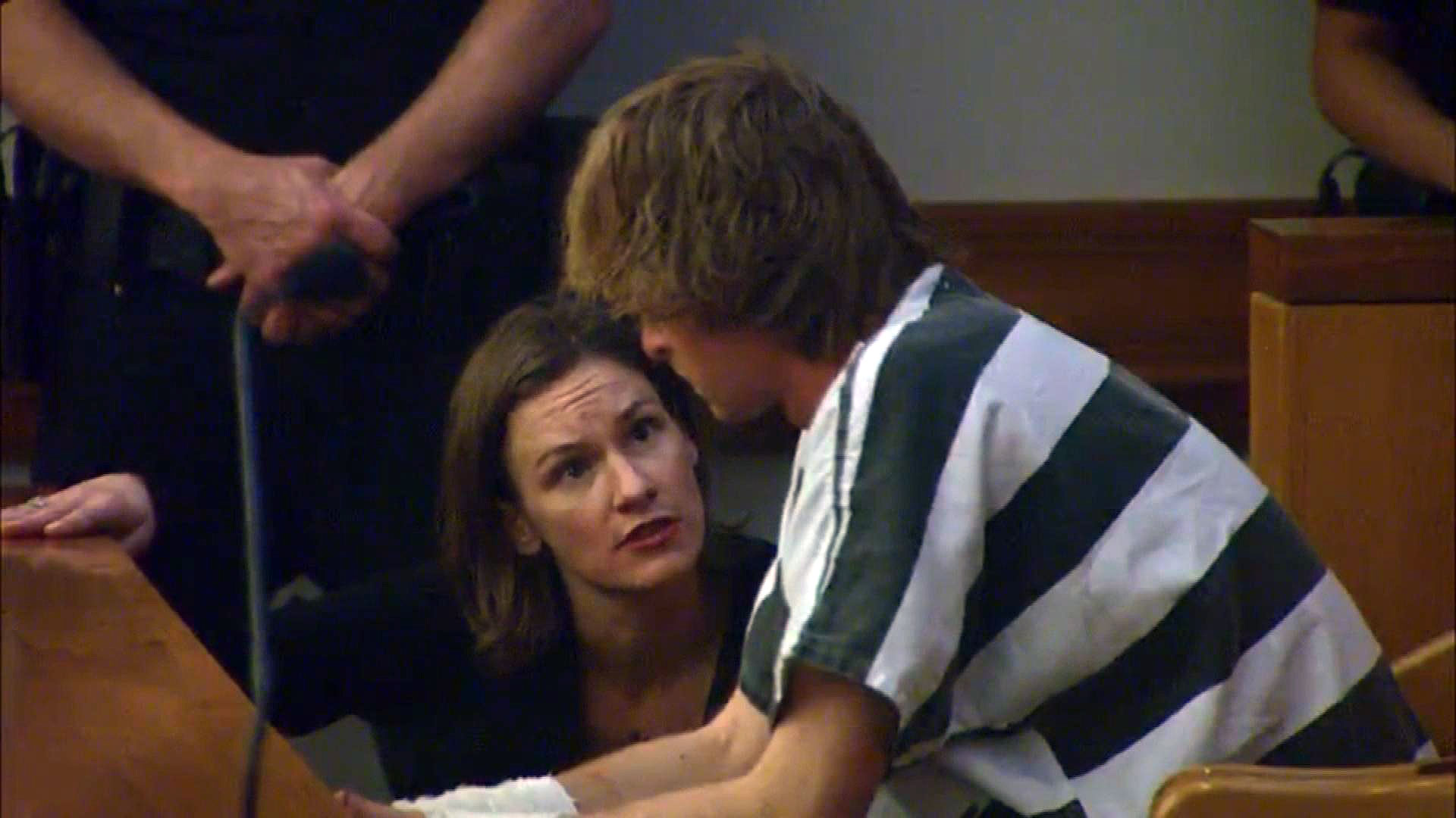 Sky Wodraska in court on March 9 (credit: CBS)